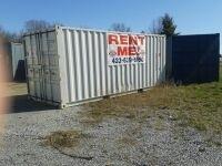 8X20 Standard Storage Container