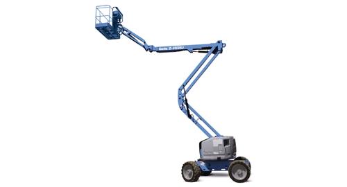 Genie Z45 Boom Lift Electric