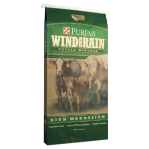 Purina® Wind and Rain® High Magnesium