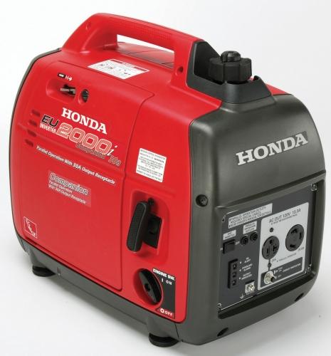 EU2000 Honda Generator