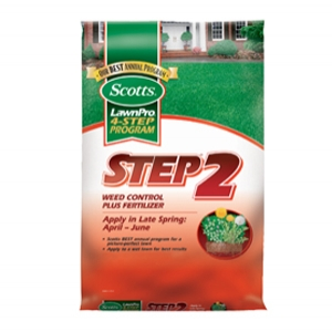 Scotts 15M Step 2 Weed & Feed Fertilizer