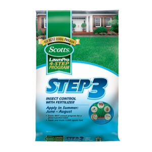 Scotts 15M Step 3 Insect Control with Fertilizer