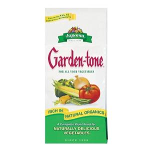 4lb 3-4-4 Garden-tone, All Natural