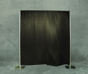 Backdrop, 15' tall (8-10' wide)