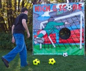 Kick-N-Score Soccer