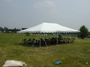 20'x30' All Purpose Canopy - Do-It-Yourself tent