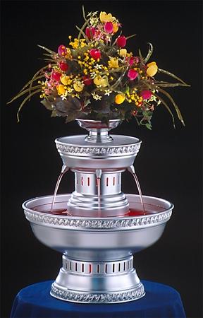Fountain, 3 Gallon Anodized Aluminum