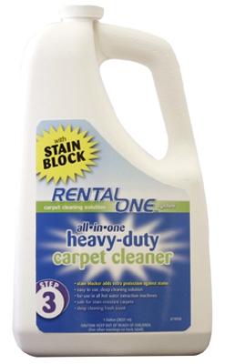 1 Gallon Carpet Cleaner