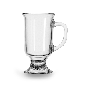 Glass, Irish Coffee Mug