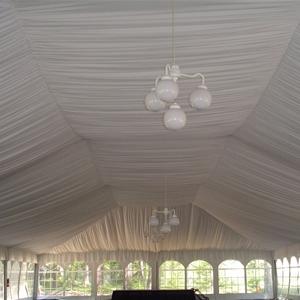 30' x 50' Frame Tent Liner