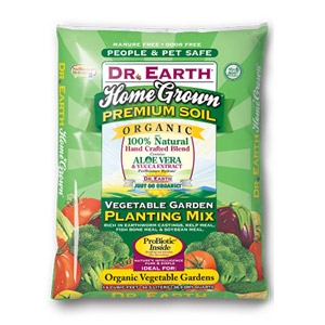 Home Grown®  Organic Vegetable Garden Planting Mix