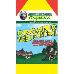 Jonathan Green Organic Weed Control plus Fertilizer 9-0-0