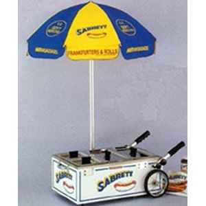 Hot Dog Cart, Mini Tabletop