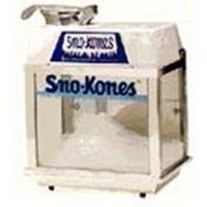 sno kone machine rental