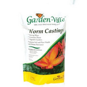 Garden-Ville Worm Castings