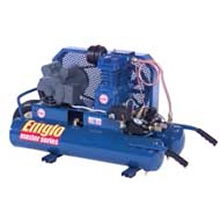 Air Compressor, Electric 6.4 CFM