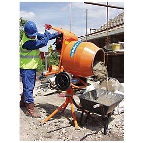 Concrete Mixer, electric