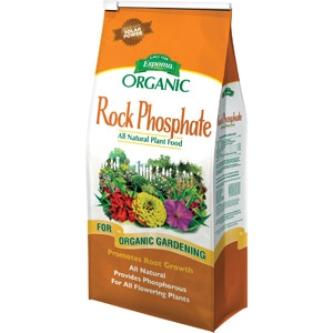 Espoma® Rock Phosphate 0-3-0