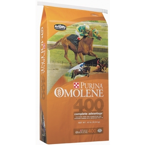 Purina® Omolene #400® Horse Feed