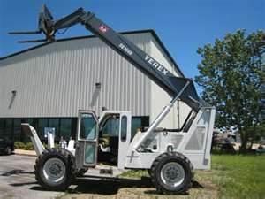 Forklift, Terex