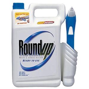 RoundUp RTU Weed and Grass Killer Gallon
