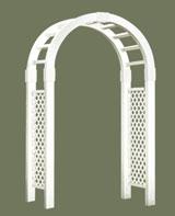 Wedding White Arch