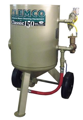 300 lb Sand Pot, Clemco