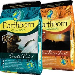 Get $3.00 Off of Earthborn Holistic Dog Food