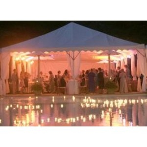 20x20 AnchorFiesta® Frame Tent