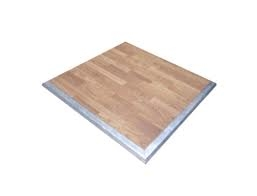 12' x 12' Dance Floor - Plastic indoor / outdoor parquet