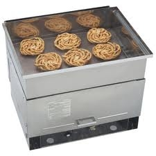 Concession Funnel Cake Fryer