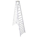 16' Step Ladder Aluminum
