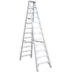 12' Step Ladder Aluminum