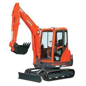 Kubota KX71-3S Excavator