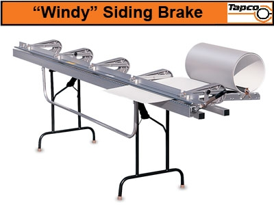 SIDING BENDER/BREAK