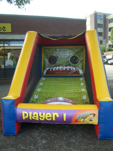 Game, Inflatable Football
