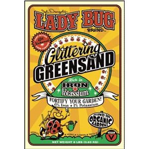 Lady Bug Glittering Greensand™