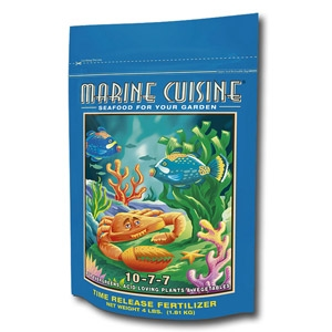 Marine Cuisine® Dry Mix Fertilizer (10-7-7)