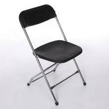 Chair Samsonite - Black