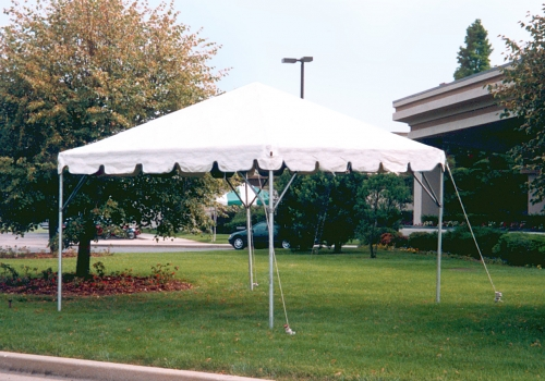 10' x 10' Frame Tent