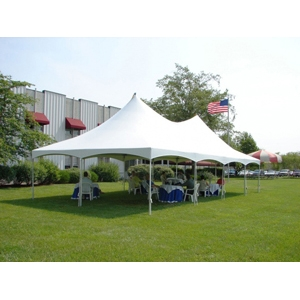 20'x40' Frame Tent Package-F