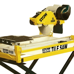 Stow TS-1020 Wet Tile Saw