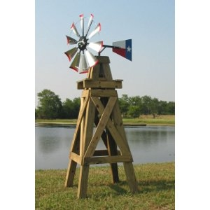 Lonestar 8' Windmill
