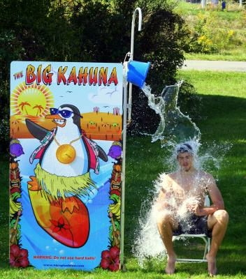 Big Splash Dunk Tank