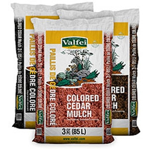 Valfei® Colored Mulch - Black