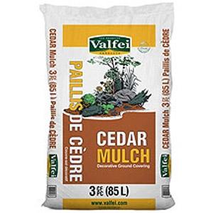 Valfei® Cedar Mulch
