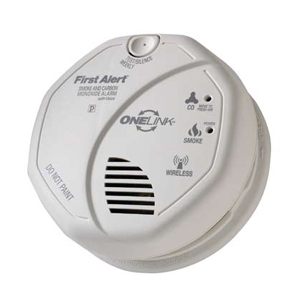 BRK Smoke and Co2 Alarm