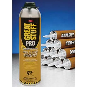 Great Stuff Pro Wall and Floor Adhesive