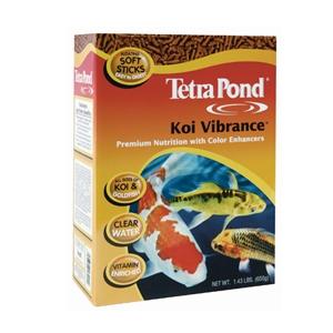Koi Vibrance Koi and Goldfish Food