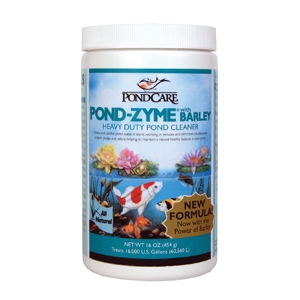 Pond-Zyme with Barley